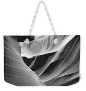 Abstract Circle Weekender Tote Bag