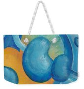 Abstract Color Study Weekender Tote Bag