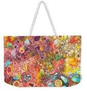 Abstract Colorama Weekender Tote Bag