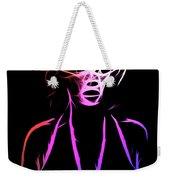 Abstract Colorful Monroe Weekender Tote Bag