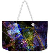 Abstract Composite 1 Weekender Tote Bag