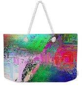 Abstract Cubed 1 Weekender Tote Bag