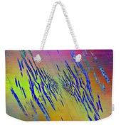 Abstract Cubed 105 Weekender Tote Bag