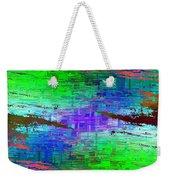 Abstract Cubed 114 Weekender Tote Bag