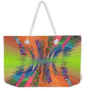 Abstract Cubed 168 Weekender Tote Bag