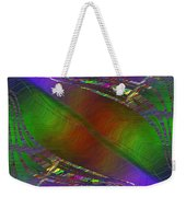 Abstract Cubed 193 Weekender Tote Bag