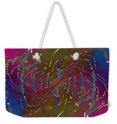 Abstract Cubed 217 Weekender Tote Bag