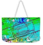 Abstract Cubed 41 Weekender Tote Bag
