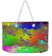 Abstract Cubed 64 Weekender Tote Bag