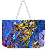 Abstract Curvy 11 Weekender Tote Bag