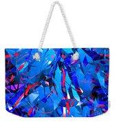 Abstract Curvy 15 Weekender Tote Bag