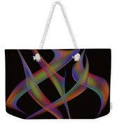 Abstract Dancers Weekender Tote Bag
