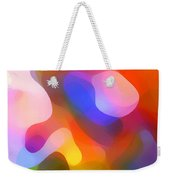 Abstract Dappled Sunlight Weekender Tote Bag