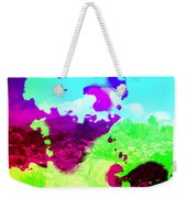 Abstract Desert Scene Weekender Tote Bag