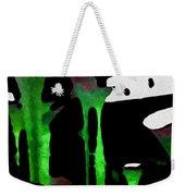 Green Sensation Weekender Tote Bag