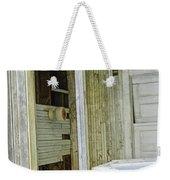 Abstract Doors Weekender Tote Bag