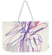 Abstract Drawing Fifty-six Weekender Tote Bag