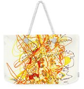 Abstract Drawing Fifty-three Weekender Tote Bag