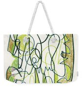 Abstract Drawing Forty-four Weekender Tote Bag
