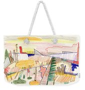 Abstract Drawing Six Weekender Tote Bag
