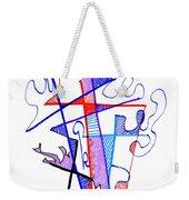 Abstract Drawing Sixty-nine Weekender Tote Bag