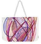 Abstract Drawing Twenty-two Weekender Tote Bag