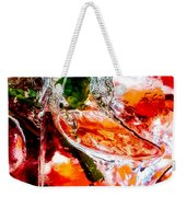 Abstract Drink Weekender Tote Bag