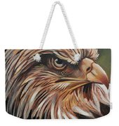 Abstract Eagle Painting Weekender Tote Bag