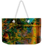 Abstract - Emotion - Facade Weekender Tote Bag