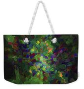 Abstract Series Ex1 Weekender Tote Bag