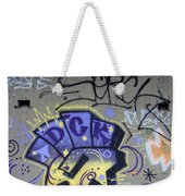 Abstract Expression Weekender Tote Bag