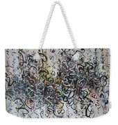Abstract Expressionism 221 Weekender Tote Bag