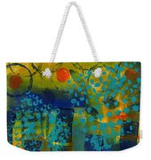 Abstract Expressions - Background Art Weekender Tote Bag