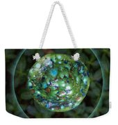 Abstract Fairy House Garden Art By Omaste Witkowski Owfotografik Weekender Tote Bag