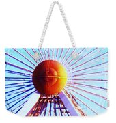 Abstract Ferris Wheel Weekender Tote Bag