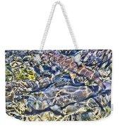 Abstract Fish 3 Weekender Tote Bag