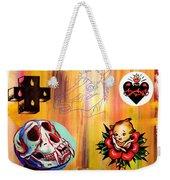 Abstract Flash  Weekender Tote Bag