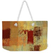 Abstract Floral - 14v4i-t2b2 Weekender Tote Bag