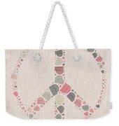 Peace Symbol Design - S77bt01 Weekender Tote Bag