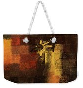 Abstract Floral - A8v46bt2a Weekender Tote Bag