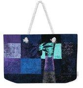 Abstract Floral - H15bt3 Weekender Tote Bag