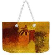 Abstract Floral - P01bt01c11c Weekender Tote Bag