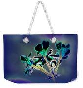 Abstract Flower - Digital Abstract Weekender Tote Bag