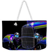 Abstract Ford - Classic Hotrods Weekender Tote Bag