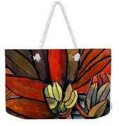 Abstract Fruit Weekender Tote Bag