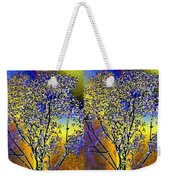 Abstract Fusion 100 Weekender Tote Bag