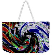 Abstract Fusion 161   Weekender Tote Bag