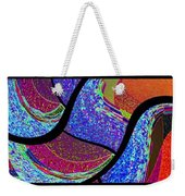Abstract Fusion 168 Weekender Tote Bag