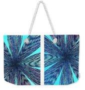 Abstract Fusion 170 Weekender Tote Bag