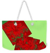 Abstract Fusion 172 Weekender Tote Bag